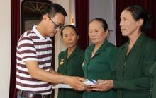 Tập đoàn Tân Hiệp Phát tích cực trong công tác đền ơn đáp nghĩa