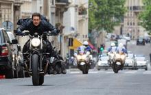 Tom Cruise dốc sức trong Nhiệm vụ bất khả thi 6