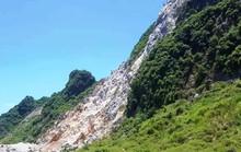 Người đàn ông rơi từ trên vách núi cao 50 m xuống đất tử vong