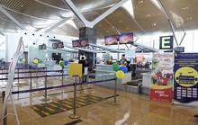 Vietjet khai thác các chuyến bay quốc tế tại nhà ga mới hình tổ yến