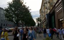 Moscow, ngày về chiến thắng