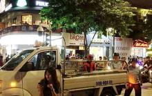 Tranh cãi quanh chuyện phạt người nhện ở phố đi bộ Nguyễn Huệ