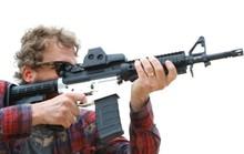 Mỹ hốt hoảng vì súng in 3D