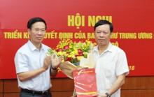 Ông Võ Văn Thưởng trao quyết định bổ nhiệm cán bộ của Ban Bí thư
