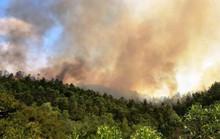 Bà hỏa thiêu rụi 10 ha rừng tại Thanh Hóa