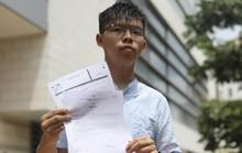 Hồng Kông: Joshua Wong tố bị thẩm vấn khi không mảnh vải che thân
