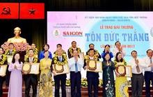 11 cá nhân đoạt Giải thưởng Tôn Đức Thắng năm 2018