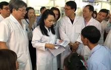 Bệnh nhân phàn nàn với Bộ trưởng Y tế về thủ tục hành chính