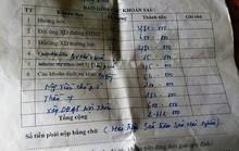 Kiểm điểm tập thể và cá nhân đề ra các khoản thu phí lạ ở Quảng Bình