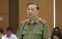 Bộ trưởng Tô Lâm trả lời chất vấn về Vũ nhôm