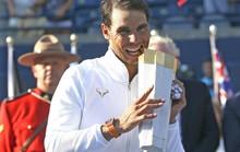 Nadal lập kỷ lục với danh hiệu Masters thứ 33