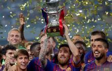 Dembele sắm vai người hùng, Barcelona giành Siêu cúp