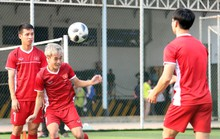 Olympic Việt Nam muốn có 3 điểm trước Pakistan