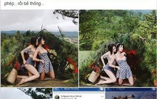 Vụ Á hậu Thư Dung chụp ảnh bôi bẩn Đà Lạt: Xử điểm du lịch chui