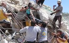 Syria: Nổ hầm vũ khí, 39 người thiệt mạng