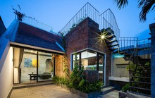 Ngôi nhà gạch ở Đà Nẵng được tạp chí Mỹ khen ngợi vì quá đẹp