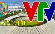 VTV không mua được bản quyền ASIAD 2018