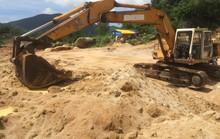 Lập chuyên án điều tra việc khai thác khoáng sản trái phép