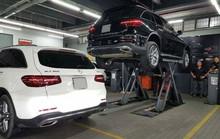 Khách Việt ồ ạt đưa Mercedes GLC đi khám bệnh