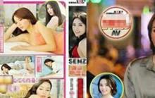 Sao Việt tá hỏa phát hiện mình quảng cáo... thuốc trị hói, websex!