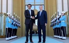 Qatar trả ơn, cam kết đầu tư 15 tỉ USD vào Thổ Nhĩ Kỳ
