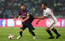 Messi phô diễn kỹ thuật khiến dân mạng phát sốt