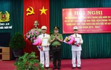 Công an Thừa Thiên-Huế có thêm 2 phó giám đốc mới