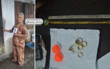 Cụ bà 70 tuổi đi bộ 15 km để... trộm vàng