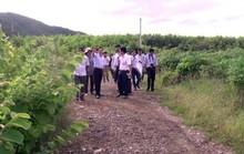 Bắt cán bộ địa chính tiếp tay kê khống đất để nhận đền bù