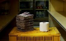 Mất giá khủng như tiền Venezuela: 1 kg thịt giá 9,5 triệu bolivar!