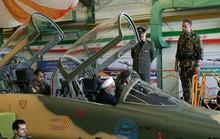 Iran trình làng chiến đấu cơ mới, trông giống máy bay cũ của Mỹ