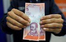 Venezuela tê liệt vì tiền mới