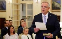 Úc có thủ tướng mới, đảng cầm quyền bầm dập