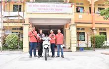 Hỗ trợ dân nghèo huyện Cần Giờ