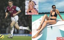 """""""Trả thù khiêu dâm"""" vợ cũ, cựu sao West Ham nhận án tù"""
