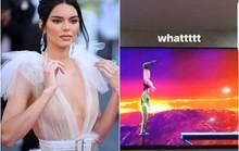 Siêu mẫu thế giới Kendall Jenner bất ngờ với Quốc Cơ - Quốc Nghiệp