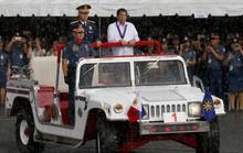 Mỹ đề nghị bán F-16, tổng thống Philippines chê vô ích