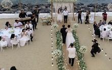 Hình ảnh lễ đính hôn Nhã Phương - Trường Giang... bị rò rỉ
