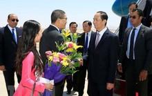 Tự hào quan hệ Việt Nam - Ai Cập