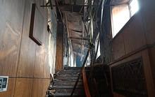 Trung Quốc cháy lớn, Đài Loan lụt sâu