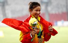 Nguyễn Thị Oanh: VĐV số 1 của thể thao Việt Nam 2019