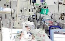 Thai phụ vỡ gan nguy kịch, chuyển dạ khi thai mới hơn 8 tháng