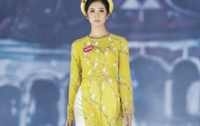 Thí sinh Hoa hậu Việt Nam 2018 duyên dáng với áo dài Ướp hương