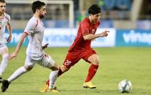 Xem Công Phượng tỏa sáng giúp Olympic Việt Nam ngược dòng thắng Palestine