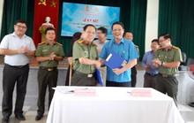 LĐLĐ TP Đà Nẵng và Công an ký kết Quy chế phối hợp an ninh trật tự