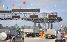 Đã miễn giảm phí, BOT Ninh Lộc vẫn phải xả trạm vì ách tắc