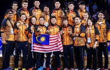 Tuyển cầu lông Malaysia rúng động vì nghi án cá độ
