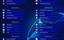 Bốc thăm Champions League: Liverpool, Tottenham gặp khó