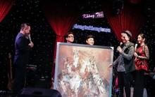 Tình nghệ sĩ quyên góp 835 triệu đồng giúp đỡ diễn viên Lê Bình, Mai Phương
