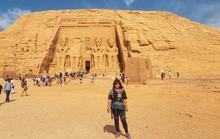 Cô gái Việt ức phát khóc vì bị vòi tiền ở Thung lũng các vị vua - Ai Cập